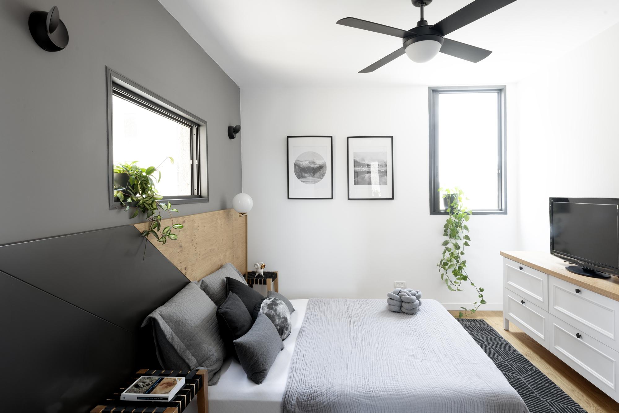 Gallery Of Modern Urban Apartment In Tel Aviv Studio