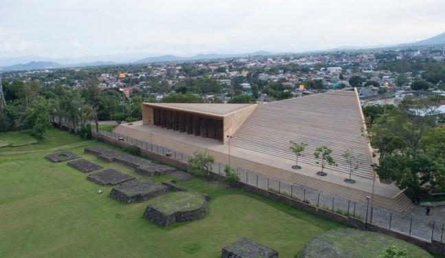 Guía de arquitectura contemporánea en Cuernavaca, México, © Jaime Navarro