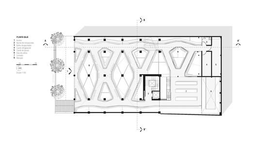via Rojkind Arquitectos + Cadena y Asociados