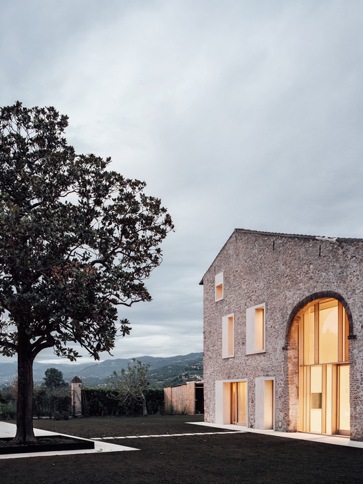 WOK_1034 A Country House in Chievo / studio wok Architecture