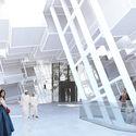 Elusive Boundary Pavilion. Image Courtesy of Yong Ju Lee Architecture + Atelier KJ