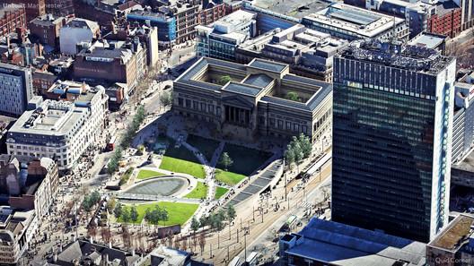 Unbuilt Manchester. Image © QuickQuid / Neomam