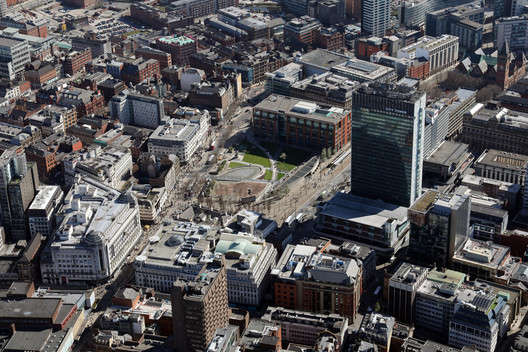 Built Manchester. Image © QuickQuid / Neomam