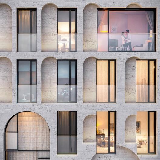Allegoria Mosca. Imagem Cortesia de Kleinewelt Architekten