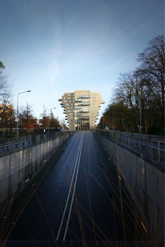 3.roadview Belvedere Tower / René van Zuuk Architects Architecture