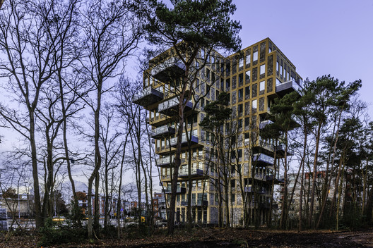 1.greenaround Belvedere Tower / René van Zuuk Architects Architecture