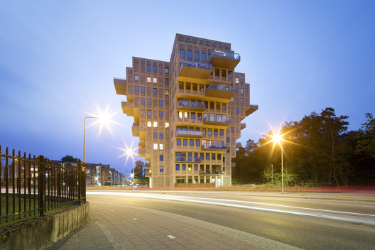 9.eveninglights Belvedere Tower / René van Zuuk Architects Architecture