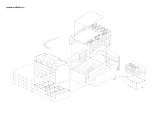 Axonometric Scheme