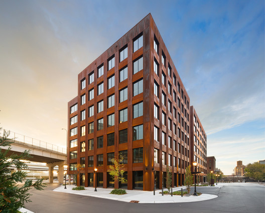T3 Minneapolis. Image Courtesy of DLR Group