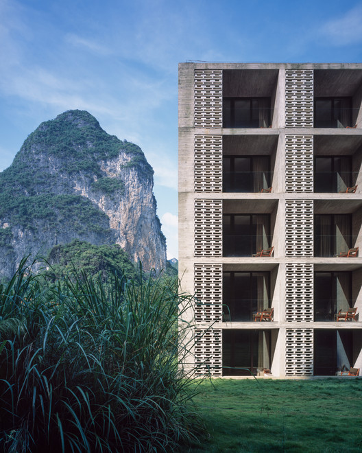 Alila Yangshuo, Guangxi / Vector Architects. Image © Vector Architects, Chen Hao