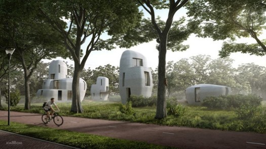 Courtesy of Houben & Van Mierlo Architecten