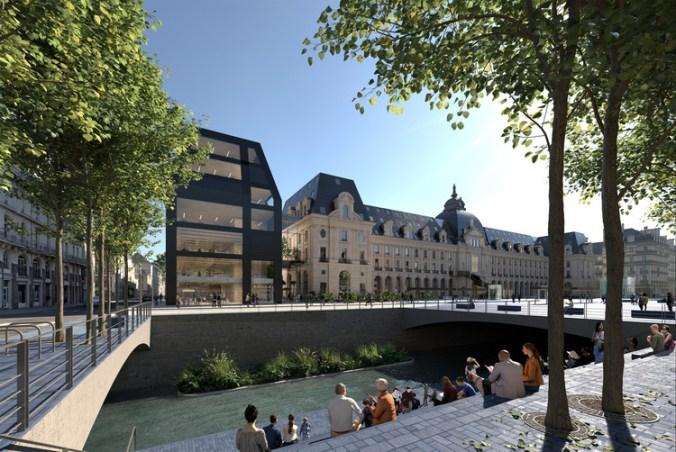 Rivière. Image © ENGRAM