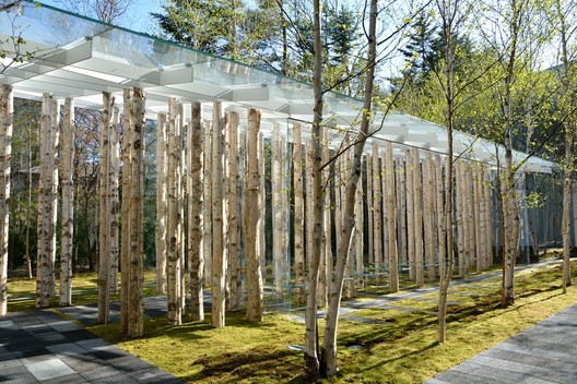 Courtesy of Kengo Kuma and Associates
