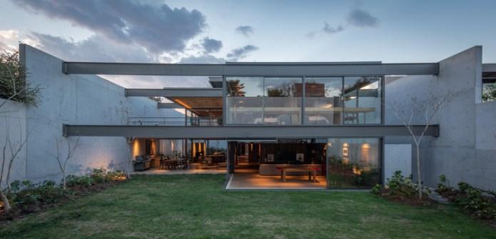 Vertientes House / JJRR/Arquitectura + Area, © Jaime Navarro