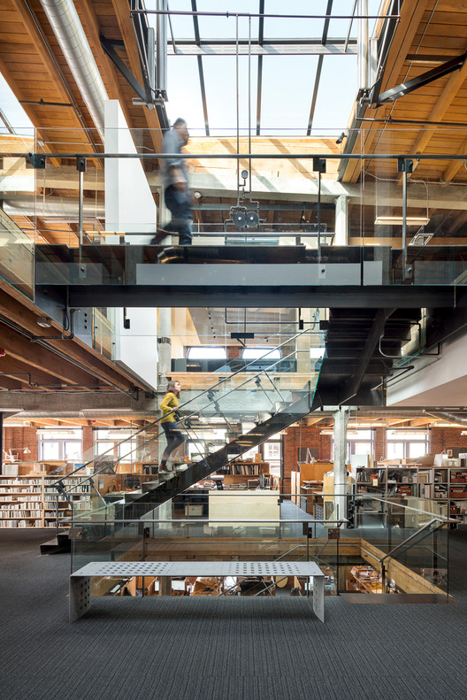 Olson Kundig's Innovative Office Renovation and Expansion | Architecture