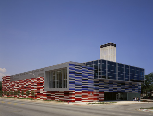 The Gary Comer Youth Center / John Ronan Architects © Steve Hall/Hedrich Blessing