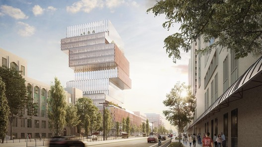 Courtesy of KPMB Architects