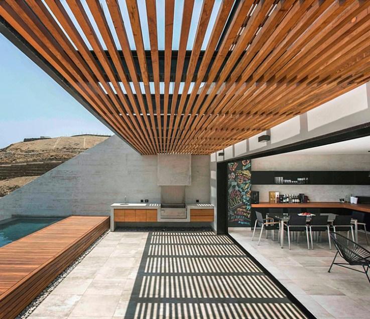 Casa Unno / DA-LAB Arquitectos.  Image © Renzo Rebagliati