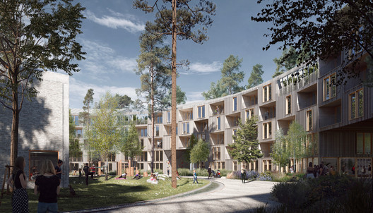 Courtesy of Schauman & Nordgren Architects