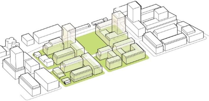 Generative Design Tool. Image Courtesy of Sidewalk Labs