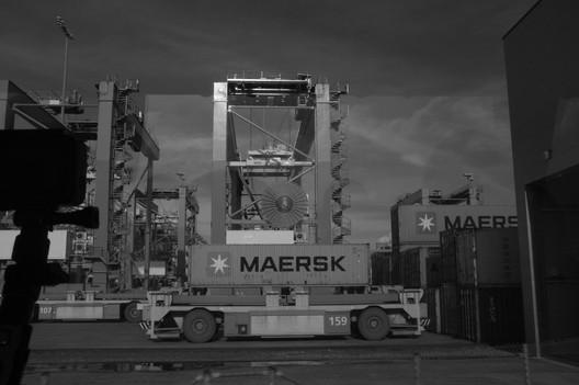Rotterdam Port Automated Vehicle by Monika Bočková