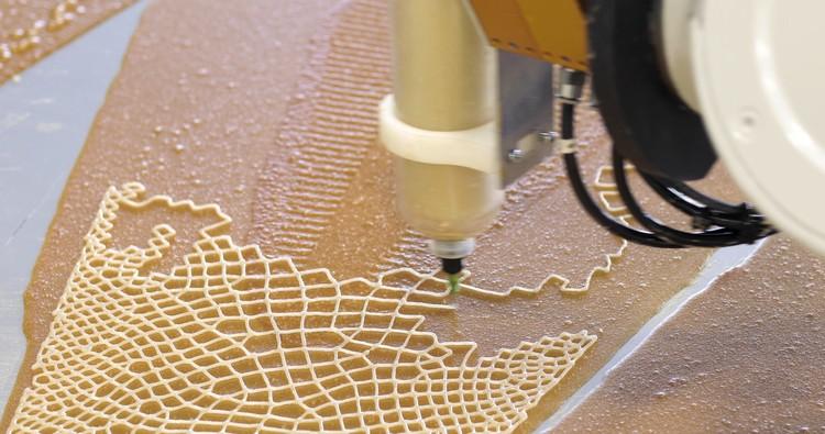 El estado de la fabricación digital en arquitectura