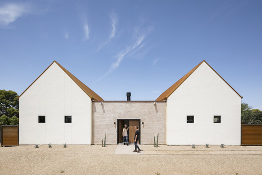 Canal House / The Ranch Mine. Image © Roehner + Ryan