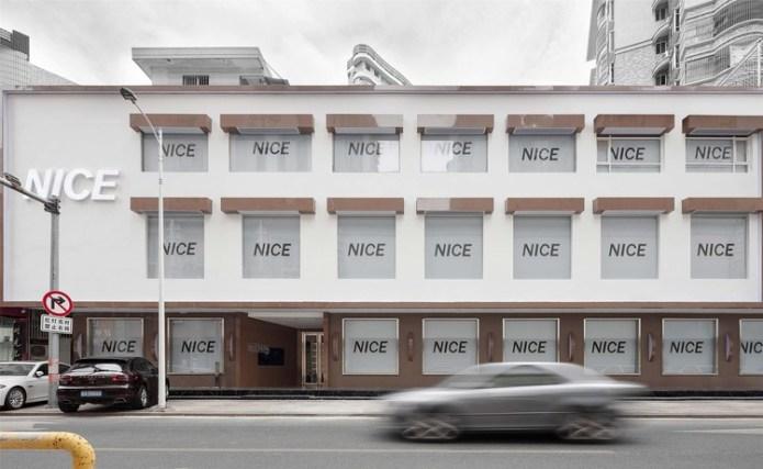 NICE Salon / DOUBLE GOOD DESIGN, © YiWen