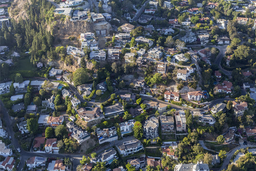 Laurel Canyon, Los Angeles, was a nexus of counterculture activity in the 60s. Now its little mountain cottages are exorbitant. Image © Trekandshoot | Shutterstock