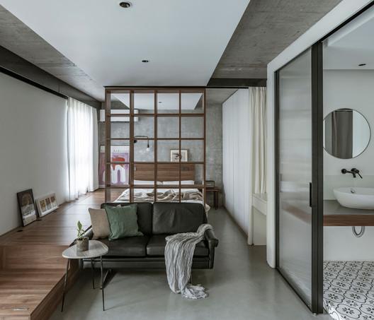 Suli House / Luo Xiuda. Image Courtesy of Weiqi Jin