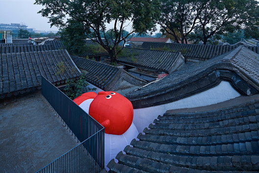 Transform and Rethink / Hu Yue Studio. Image © Chaoying Yang + Su Chen