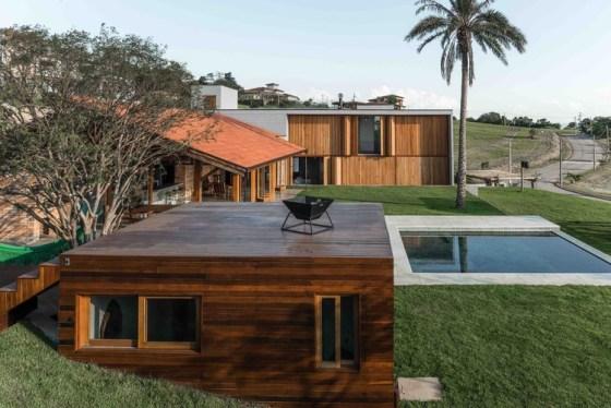 Casa Kurumim / PM Arquitetura + Bruno Pimenta.  Imagem: © Adriano Escanhuela