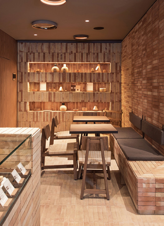 Tierra Garat / Esrawe Studio + Cadena Concept Design. Image © Jaime Navarro