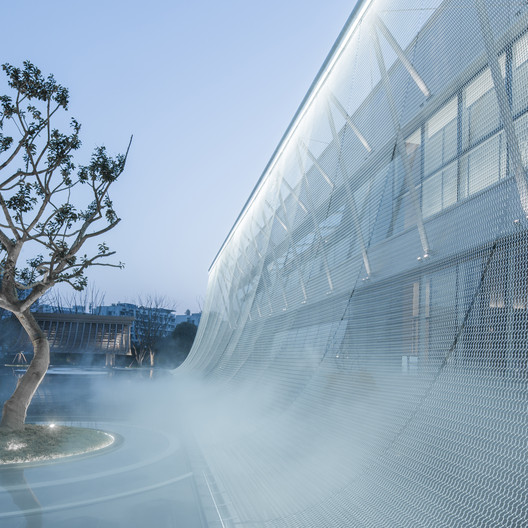 China: The Curtain Sales Office / Larry Wen and Yibo Wang - Aoe. Image Courtesy of A' Design Award
