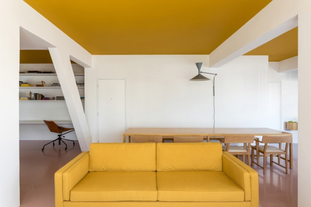 Apartamento Cass / Felipe Hess Arquitetos. Foto © Fran Parente