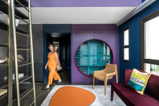 Apartamento Iong House / Talita Nogueira Arquitetura. Foto © Eduardo Macarios