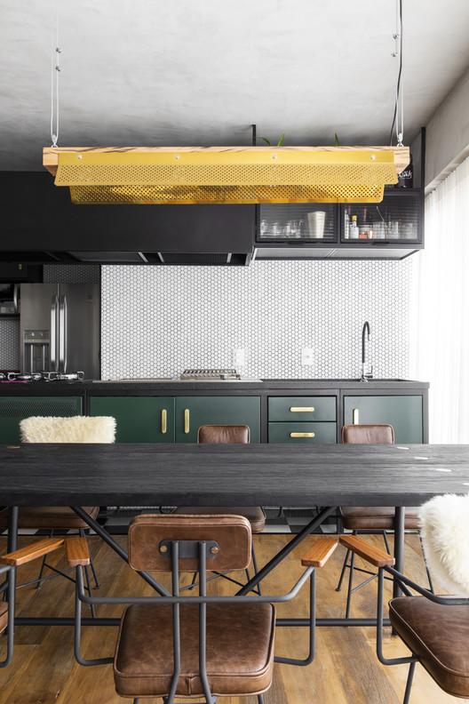 Apartamento JMR / Prototype. Foto © Maíra Acayaba