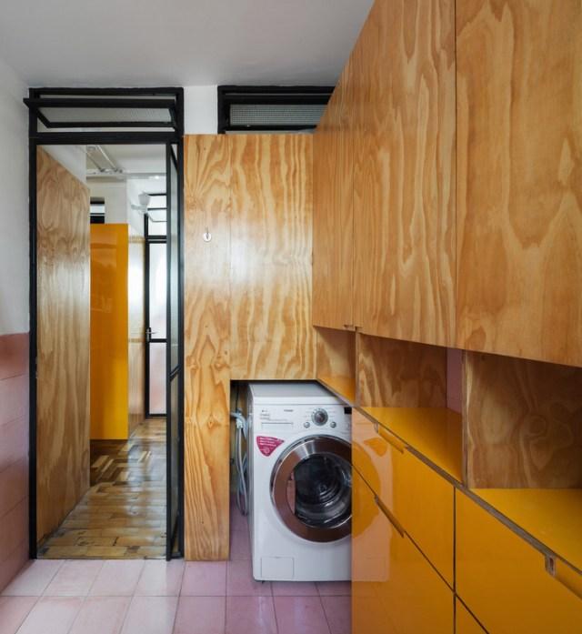 Apartamento Amizade / Canoa Arquitetura + Pedro Del Guerra. Foto ©Rafaela Netto