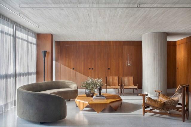 Apartamento DN / BC Arquitetos. Foto ©Denilson Machado