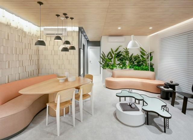 Apartamento Insight / Bohrer Arquitetura. Foto ©Fellipe Lima Vanguard Home