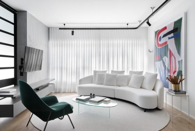 Apartamento UN 1004 / Studio Gabriel Bordin. Foto ©Fábio Júnior Severo