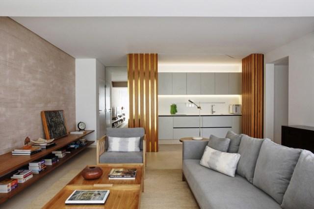 Apartamento FJC / Pascali Semerdjian Arquitetos. Foto ©Ilana Bessler