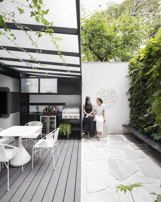 Apartamento Único / flipê arquitetura. Foto ©Caroliuna Lacaz