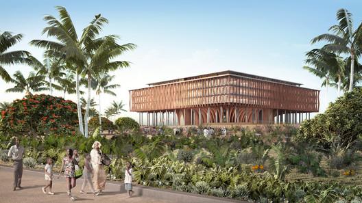 Courtesy of Kéré Architecture