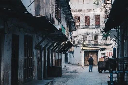 Stone Town, Zanzibar. Image © Javi Lorbada @javilorbada via Unsplash