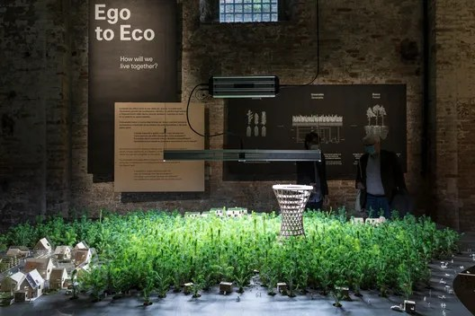 "EFFEKT Architects ""Ego to Eco"". Image © Laurian Ghinitoiu"