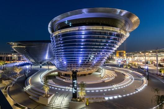 Alif Mobility Pavilion. Image Courtesy of Expo Dubai 2020
