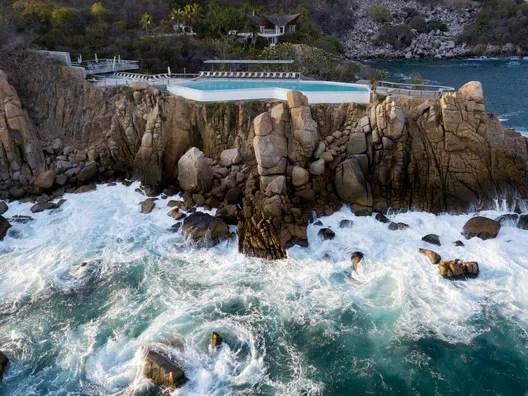 Sea Club Punta Marques / 128 arquitectura y diseño urbano + kontrast. Image © Alejandro Gutiérrez