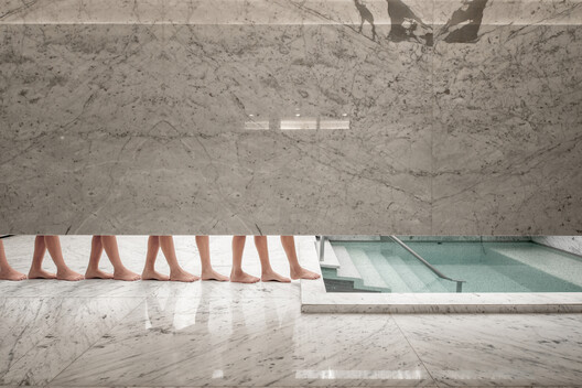 Mikveh Oh / arqhé studio. Image © Yoshihiro Koitani + Aby Helfon y Ramón Helfon