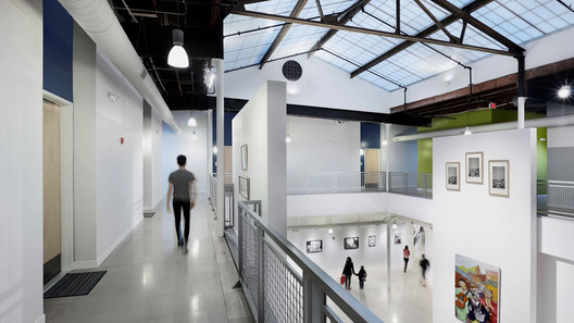 Elgin Artspace Lofts / BKV Group. Image © Kate Joyce